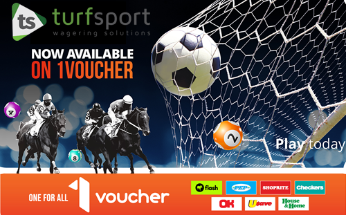 1 Voucher and Turfsport