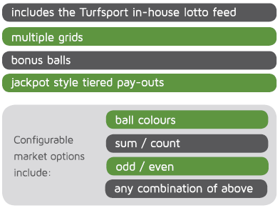 Key Features of Lotto Product